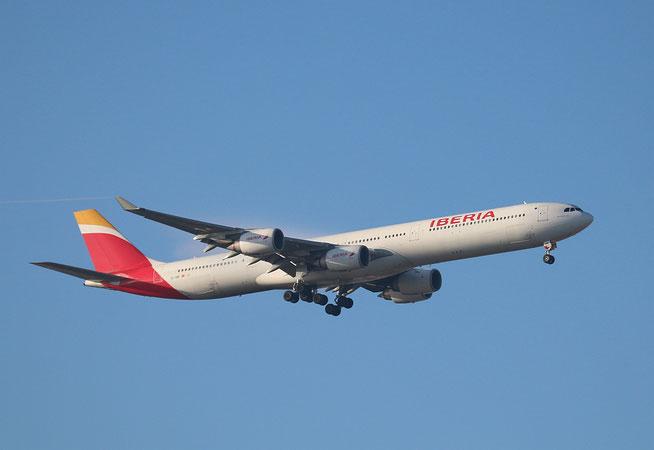 """A 340-642  """" EC-IQR """"  Iberia -2"""