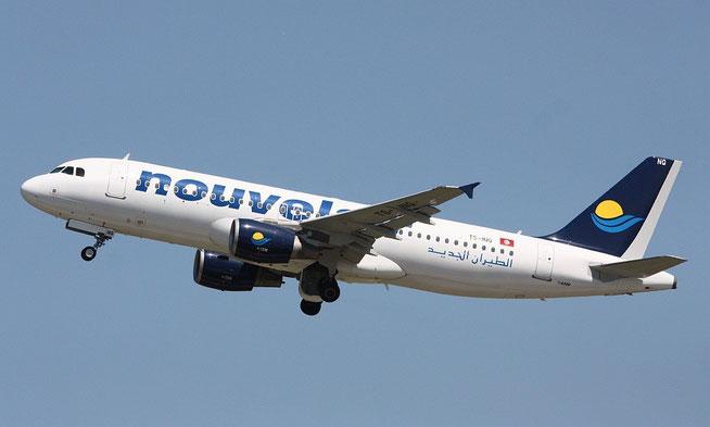 A320 TS-INQ-1