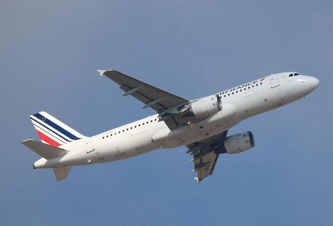 """A 320-214 """" F-GKXP """" Air France -1"""