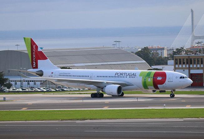 """A 330-223  """" CS-TOF """"  TAP Air Portugal -2"""