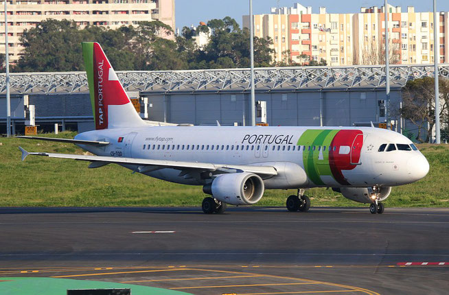 "A 320-214  "" CS-TQD "" TAP-Air Portugal -3"