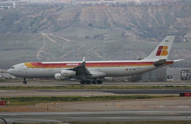 A340 EC-HGV-1