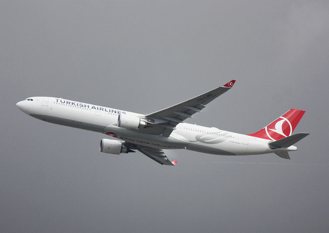 "A 330-303  "" TC-LND "" Turkish Airlines -1"