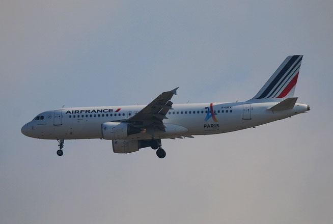 """A 320-214 """" F-GKXI """" Air France -1"""