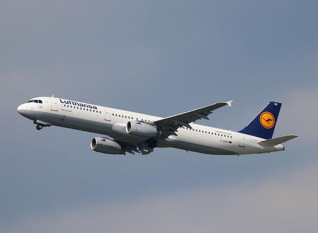 "A 321-231  "" D-AIDO ""  Lufthansa -3"