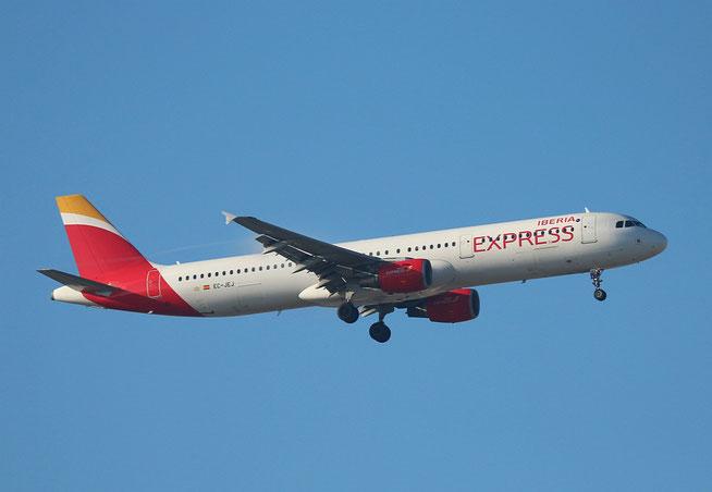 """A 321-211 """" EC-JEJ """"  Iberia Express 3"""