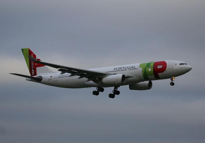 """A 330-243  """" CS-TOS """"  TAP Air Portugal -1"""