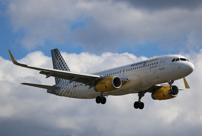 A320 EC-MDZ-1