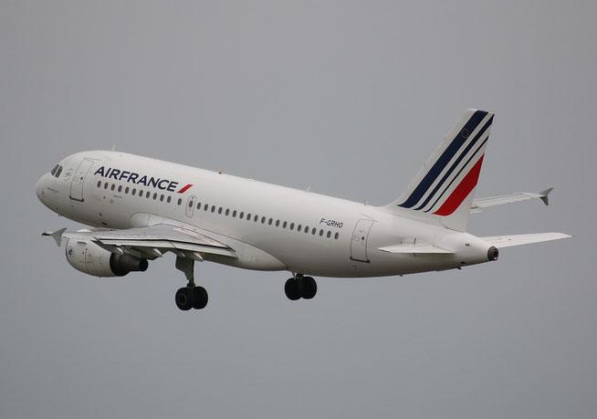 "A 319-111 "" F-GRHO "" Air France -2"