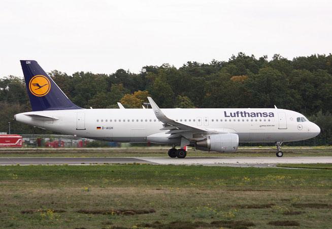 "A 320-214/W  "" D-AIUH ""  Lufthansa -1"