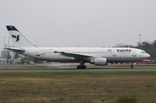 """A 300-605R """" EP-IBD """"  Iran Air -2"""