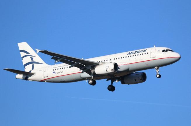 A320 SX-DVY-1