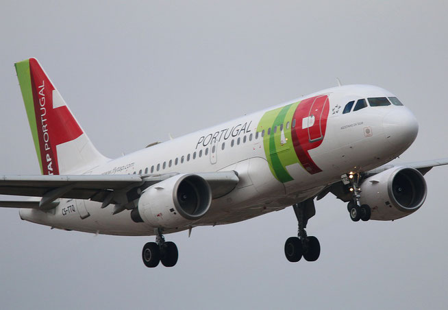"A 319-111 "" CS-TTQ ""  TAP Air Portugal -1"