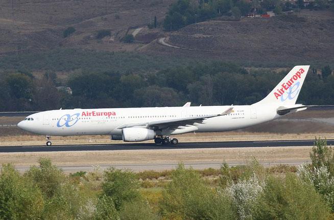 A330 EC-LXR-1