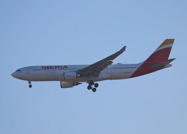 """A 330-302  """" EC-MKI """"  Iberia -1"""