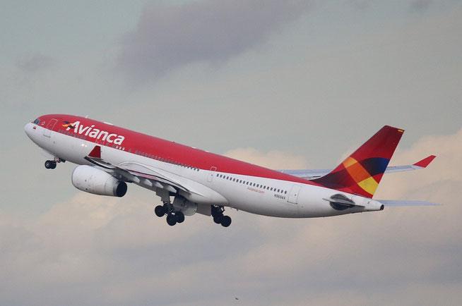 A330 N969AV-2