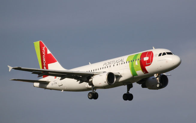 "A 319-111 "" CS-TTM ""  TAP Air Portugal -1"