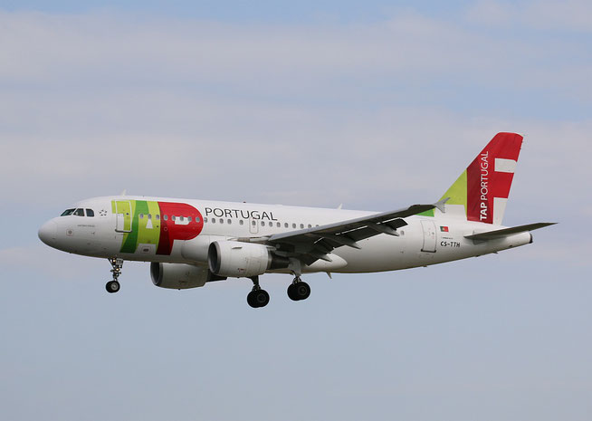 "A 319-111 "" CS-TTH ""  TAP Air Portugal -1"