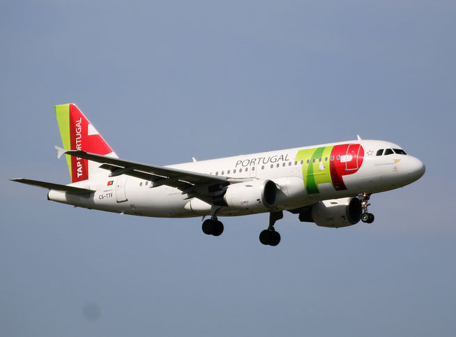 "A 319-111 "" CS-TTF ""  TAP Air Portugal -4"