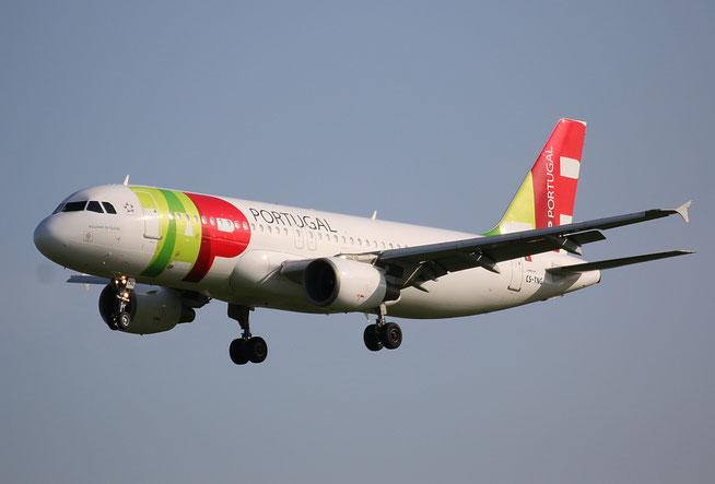 """A 320-214  """" CS-TNG """" TAP-Air Portugal -1"""