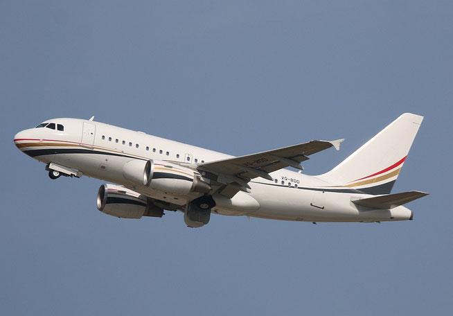A318 VQ-BDD-1