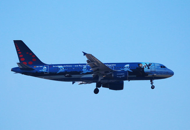 "A 320-214  "" OO-SNC "" Brussels Airlines -1"