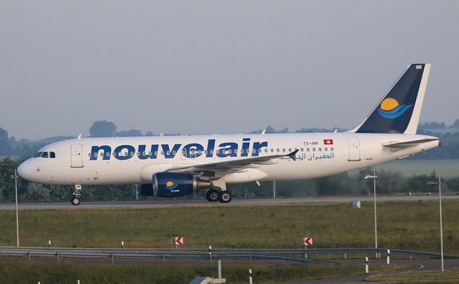 A320 TS-INR-1