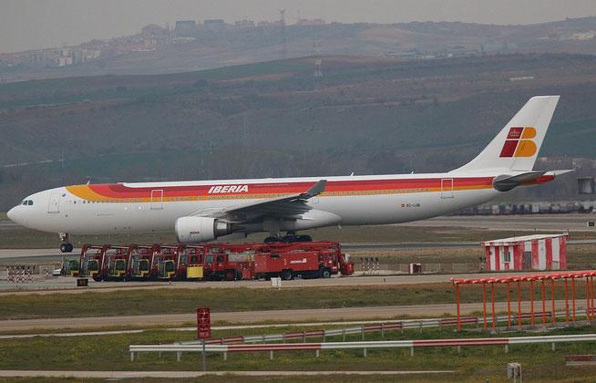 """A 330-302 """" EC-LUB """"  Iberia -1"""