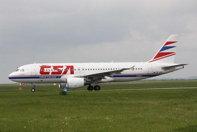 A320 OK-LEE-1