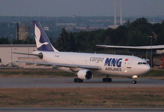 "A 300B4-622R/F  "" TC-MCC "" MNG Airlines -1"