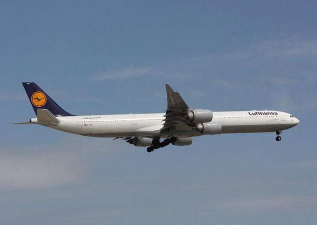 A340 D-AIHX-1
