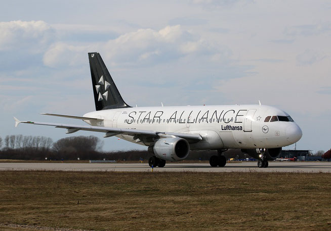 "A 319-114 "" D-AILF "" Lufthansa -2"