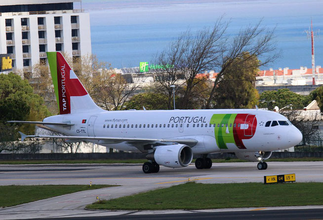 "A 319-111 "" CS-TTL ""  TAP Air Portugal -4"