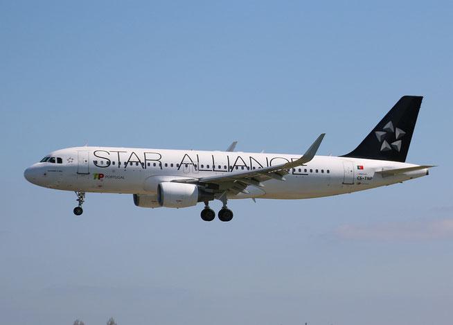 """A 320-214  """" CS-TNP """" TAP-Air Portugal -3"""