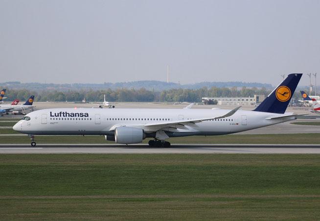 "A 350-941 "" D-AIXA ""  Lufthansa -3"