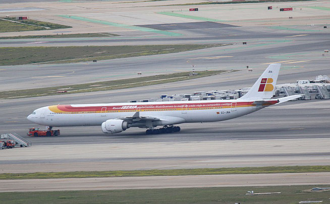 A340 EC-JBA-1