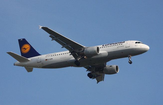 A320 D-AIZM-1