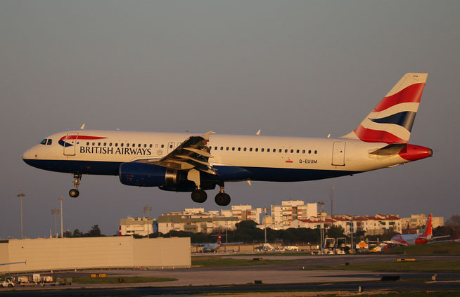 "A 320-232  "" G-EUUM "" British Airways -2"