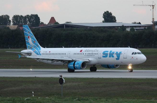 A321 TC-SKL-1