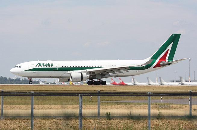 """A 330-202  """" EI-EJI """"  Alitalia -1"""