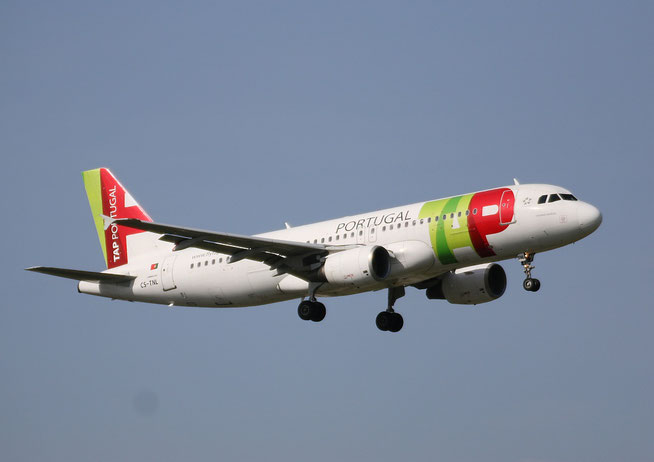 "A 320-214  "" CS-TNL "" TAP-Air Portugal -1"