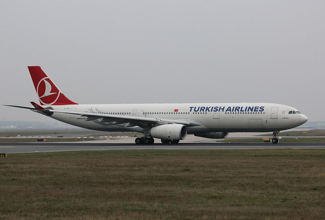 "A 330-343  "" TC-JNO "" Turkish Airlines -1"