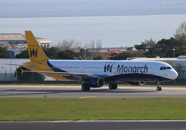 "A 321-231  "" G-ZBAL ""   Monarch Airlines -2"