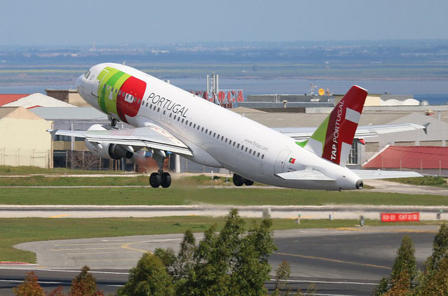 """A 320-214  """" CS-TNL """" TAP-Air Portugal -4"""