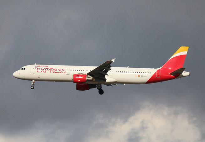 """A 321-211 """" EC-JLI """"  Iberia Express -2"""