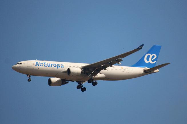 """A 330-202  """" EC-JZL """" Air Europa -3"""