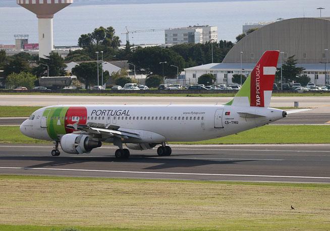 "A 320-214  "" CS-TNU "" TAP-Air Portugal -7"