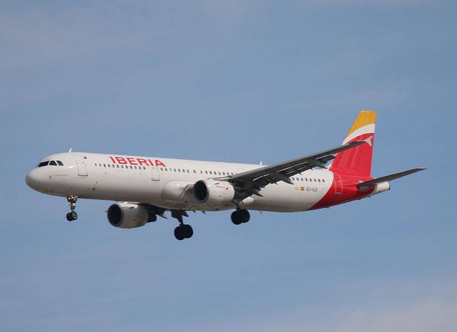 """A 321-211 """" EC-ILO """"  Iberia -2"""