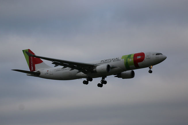 "A 330-202  "" CS-TOP ""  TAP Air Portugal -1"