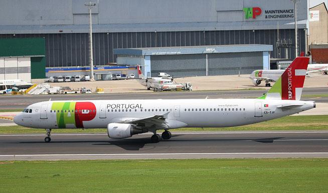 "A 321-211  "" CS-TJF "" TAP Air Portugal -1"